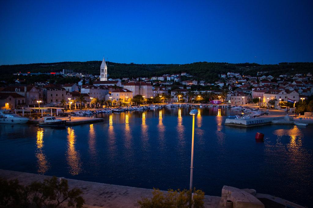 Kroatien (Split/Supetar)